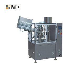 Industrijski tesnilni stroj za polnjenje iz plastičnih cevi za kozmetiko