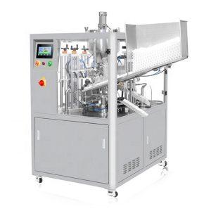 Kozmetični polnilni stroj za ultrazvočno tesnjenje