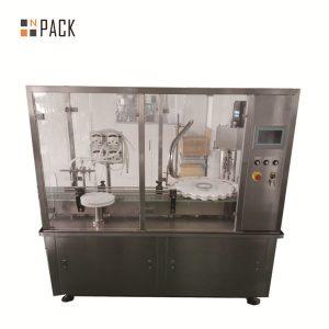 40-1000ml popolnoma avtomatski digitalni nadzorni stroj za polnjenje tekočine