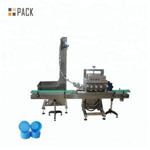 Avtomatski rotacijski zaporni stroj za medicinsko steklenico