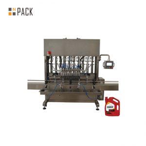 Avtomatska oprema za polnjenje tekočine 50 ml stroj za polnjenje medicinskega alkohola