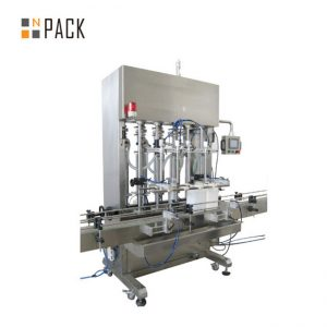 Tekoči avtomatski polnilni stroj za mazanje mazalnega olja