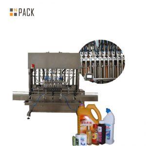 Avtomatski stroj za polnjenje tekočih steklenic za polnjenje očesnih kapljic