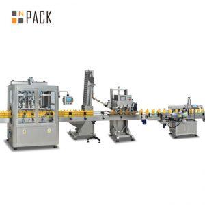stroj za polnjenje marmelade bat, avtomatski stroj za polnjenje vroče omake, linija za proizvodnjo čili omak