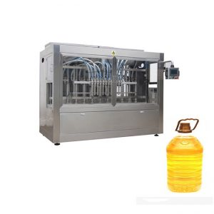 Stroj za polnjenje avtomatskega gorčičnega palmovega jedilnega olja