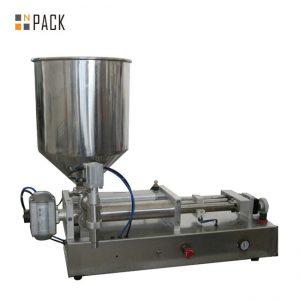 Costomic stroj za polnjenje tekočin s tekočino na 2 glave