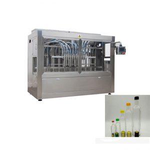 avtomatski stroj za polnjenje jagodne marmelade iz stekleničk