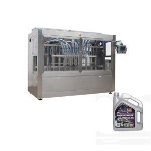 Stroj za polnjenje olja v mazivu