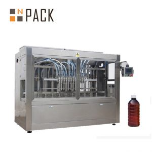 Avtomatski stroj za polnjenje olj za polnjenje omake medeni polnilni stroj za polnjenje marmelade