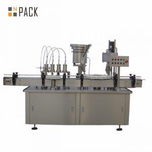 Avtomatski stroj za polnjenje z oljem za mazanje na debelo